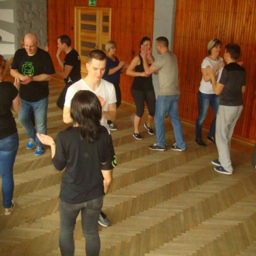 Szkoła Salsy, Rueda de Casino
