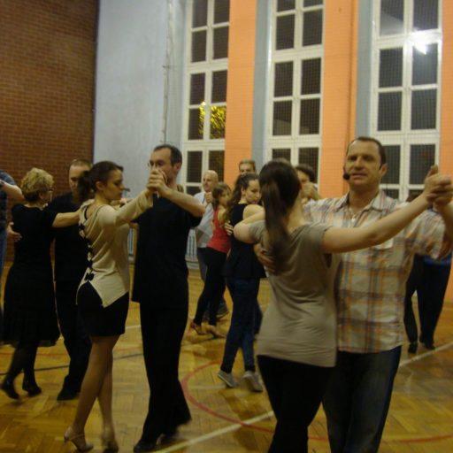 Szkoła Tańca, kurs tańca