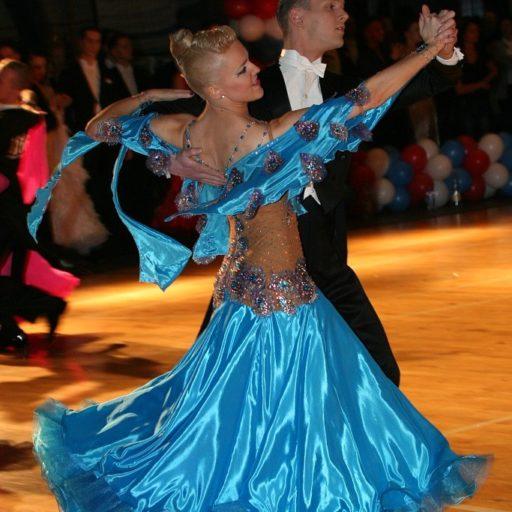 Szkoła tańca - Wieczysty 2020 - para taneczna