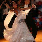 Wieczysty - Szkoła Tańca - Para taneczna Puchar Wieczystego - Tango
