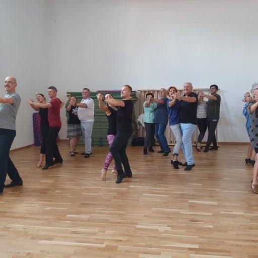 Szkoła Tańca Kurs Tańca