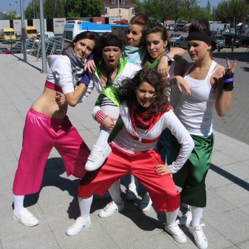Szkoła Tańca Bytom, hip hop, street dance