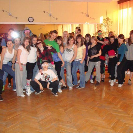 Szkoła Tańca Chorzów dla dzieci, hip hop, street dance