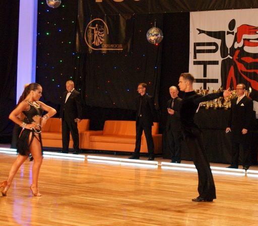 Szkoła Tańca Dąbrowa Górnicza Sędzia Dariusz Kurzeja