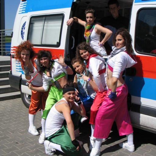 Szkoła tańca, hip hop i street dance