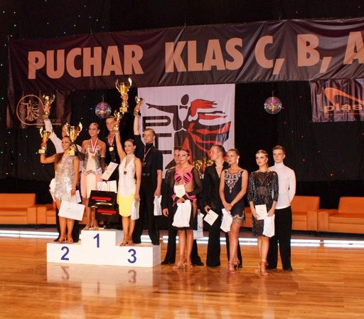 Szkoła Tańca Piekary Śląskie, turniej tańca towarzyskiego