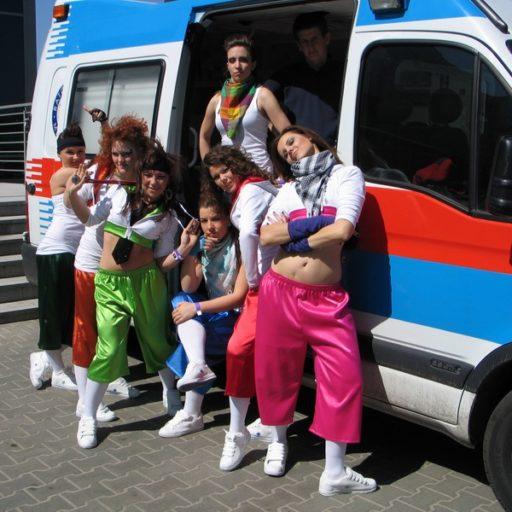 Szkoła Tańca Tarnowskie Góry, Street Dance, Hip Hop