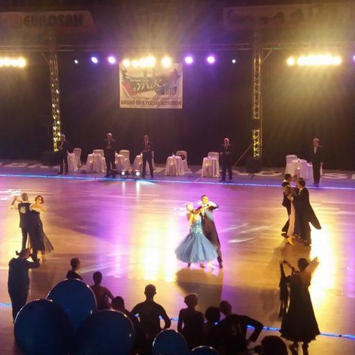 Szkoła Tańca Tarnowskie Góry - turniej tańca towarzyskiego