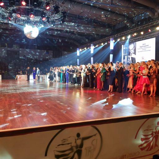 Szkoła Tańca-Turniej Tańca Towarzyskiego