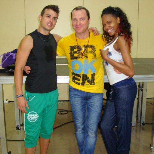 Szkoła Tańca Bytom - salsa cubana warsztaty - Dariusz Kurzeja