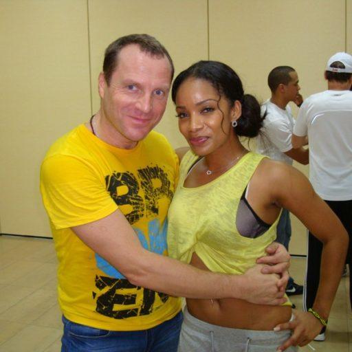 Szkoła Tańca Chorzów - Salsa Cubana - Dariusz Kurzeja