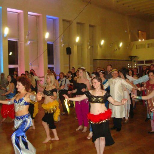 Szkoła Tańca Brzucha, Belly Dance