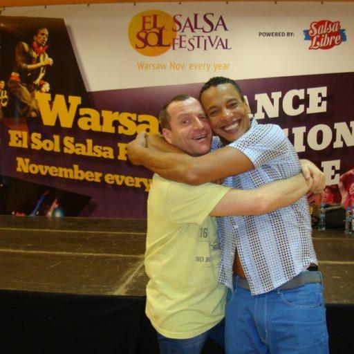 Szkoła Tańca Tarnowskie Góry, Salsa Cubana, Dariusz Kurzeja