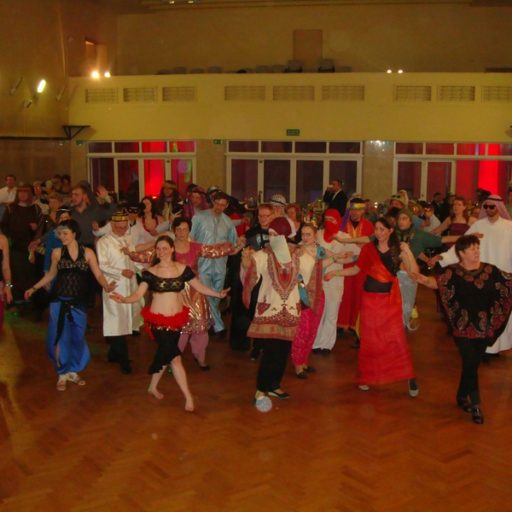 Szkoła Tańca Tarnowskie Góry - taniec brzucha - belly dance