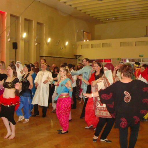 Szkoła Tańca Tychy - Belly Dance - Taniec Brzucha