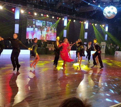 Szkoła Tańca Bytom, sportowy taniec towarzyski