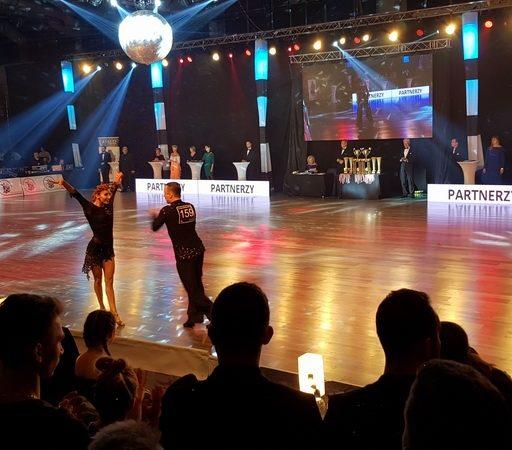Szkoła Tańca Chorzów - turniej tańca towarzyskiego