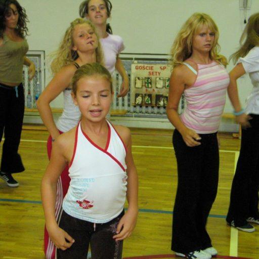 Szkoła Tańca Chorzów dla dzieci - kurs tańca