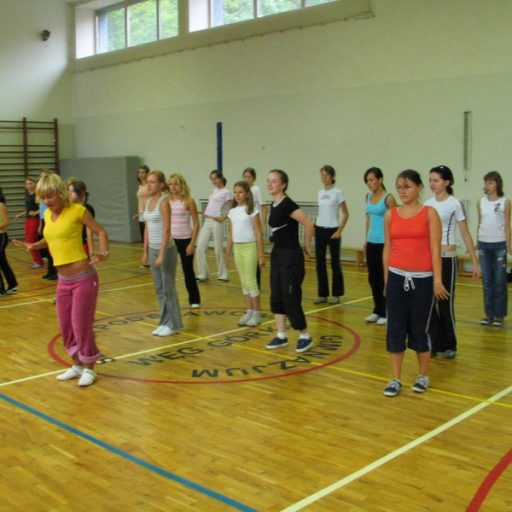 Szkoła Tańca Dąbrowa Górnicza taniec dla dzieci