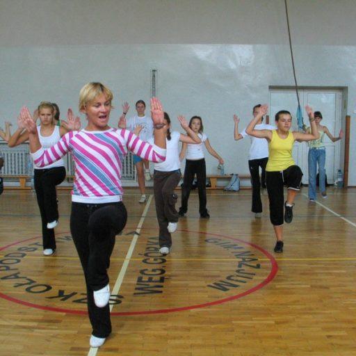 Szkoła tańca dla dzieci, kurs tańca