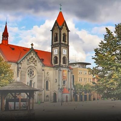 Szkoła Tańca Tarnowskie Góry - Rynek w Tarnowskicg Górach